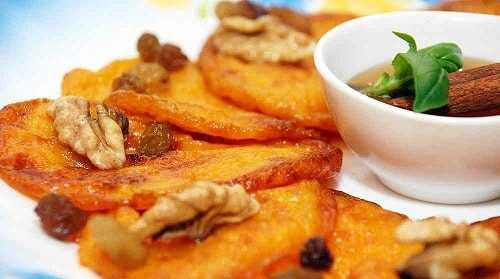 Оладьи из тыквы: рецепты быстро и вкусно