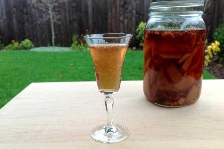 Рецепты ароматной грушевой водки