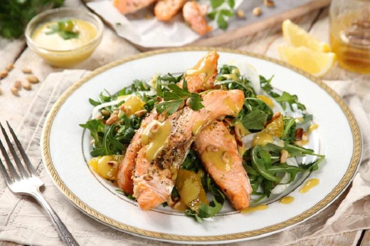 Салат с омлетом — самые вкусные блюда