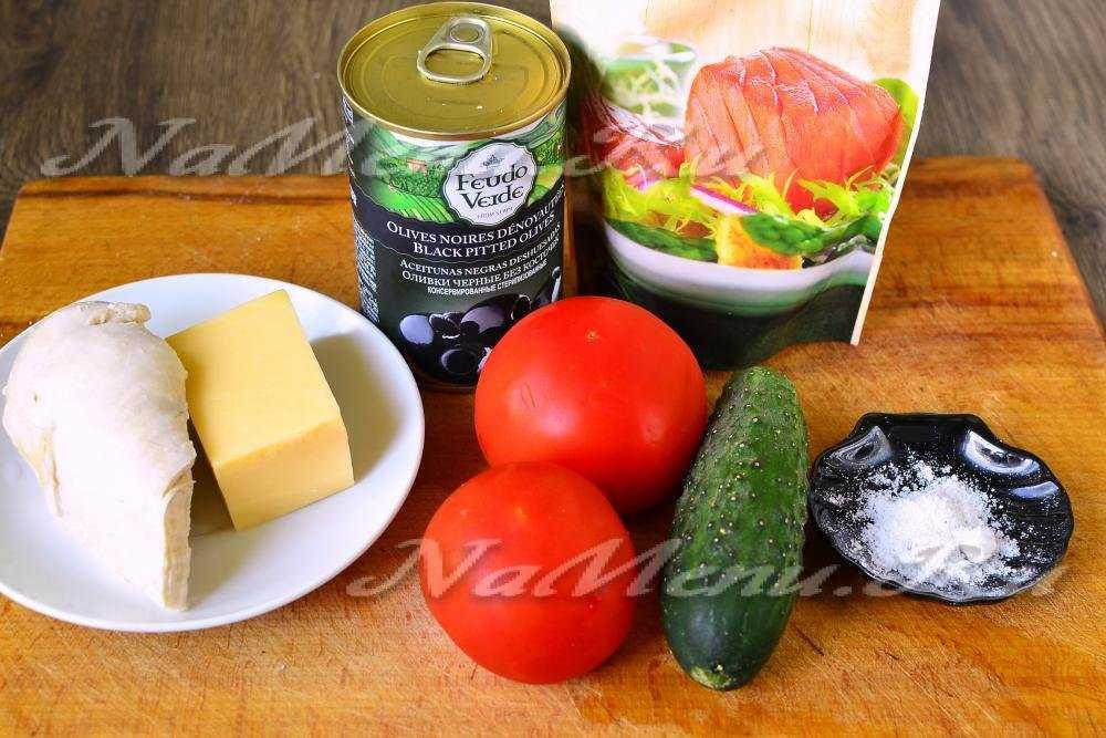 Салат арбузная долька - лето в любое время года! рецепт с фото и видео