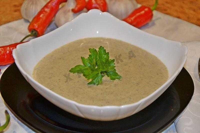 Суп из сухих грибов – уникальность вкусовых ощущений: рецепт с фото и видео