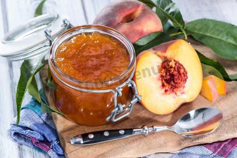 Персиковое варенье - восхитительно вкусное лакомство!