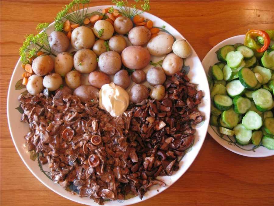 Как готовить грибы рыжики: что делать, как жарить, варить и чистить (+21 фото)?