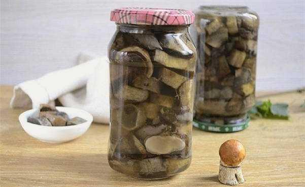 Подосиновики — сколько жарить, рецепты приготовления