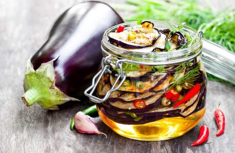 Баклажаны с орехами - как готовить по-грузински, фаршированные и рулетики со вкусным соусом