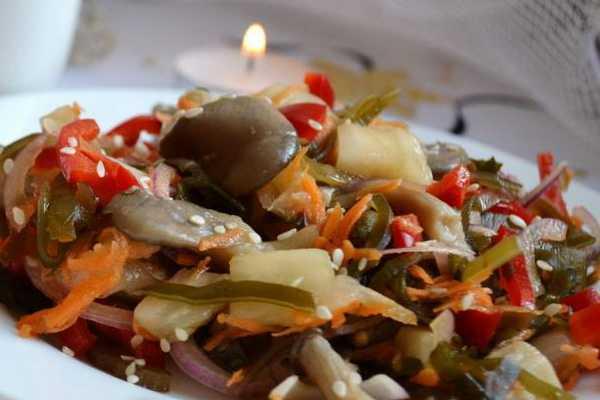 Салаты из баклажанов на зиму: 38 рецептов заготовок » сусеки