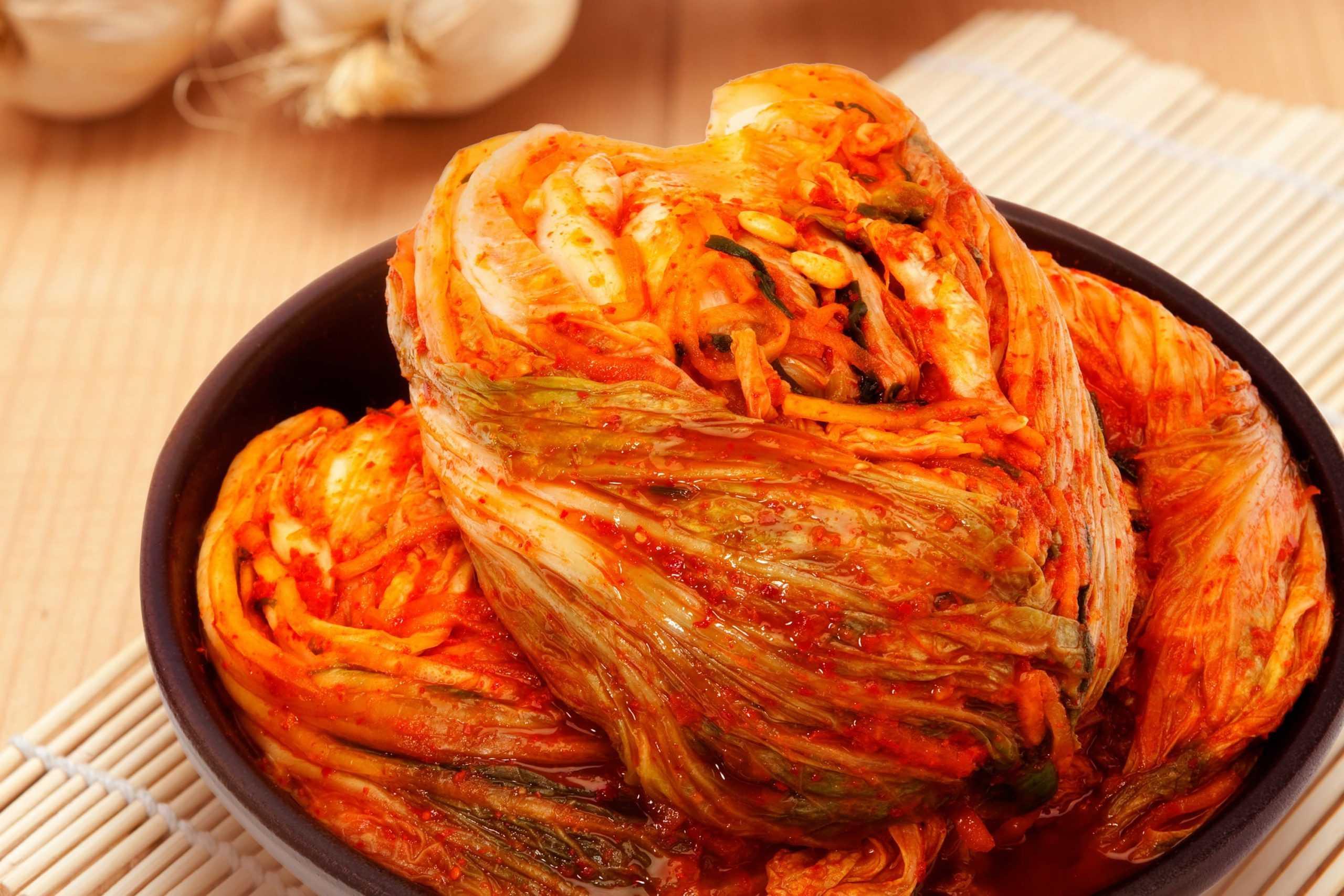Пошаговый рецепт приготовления кимчи по-корейски с фото