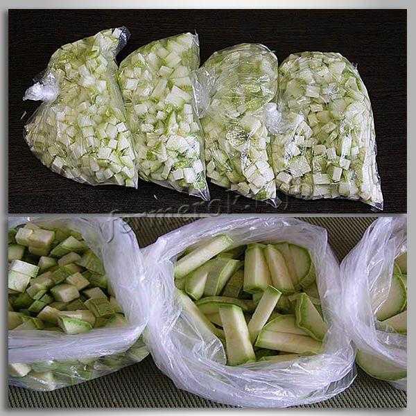Заморозка овощей: 28 рецептов заготовок на зиму » сусеки