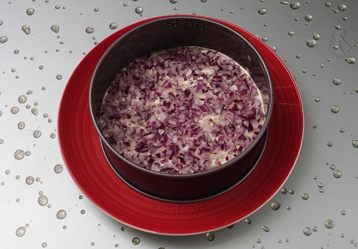 Салат мимоза с горбушей - простые в приготовлении рецепты