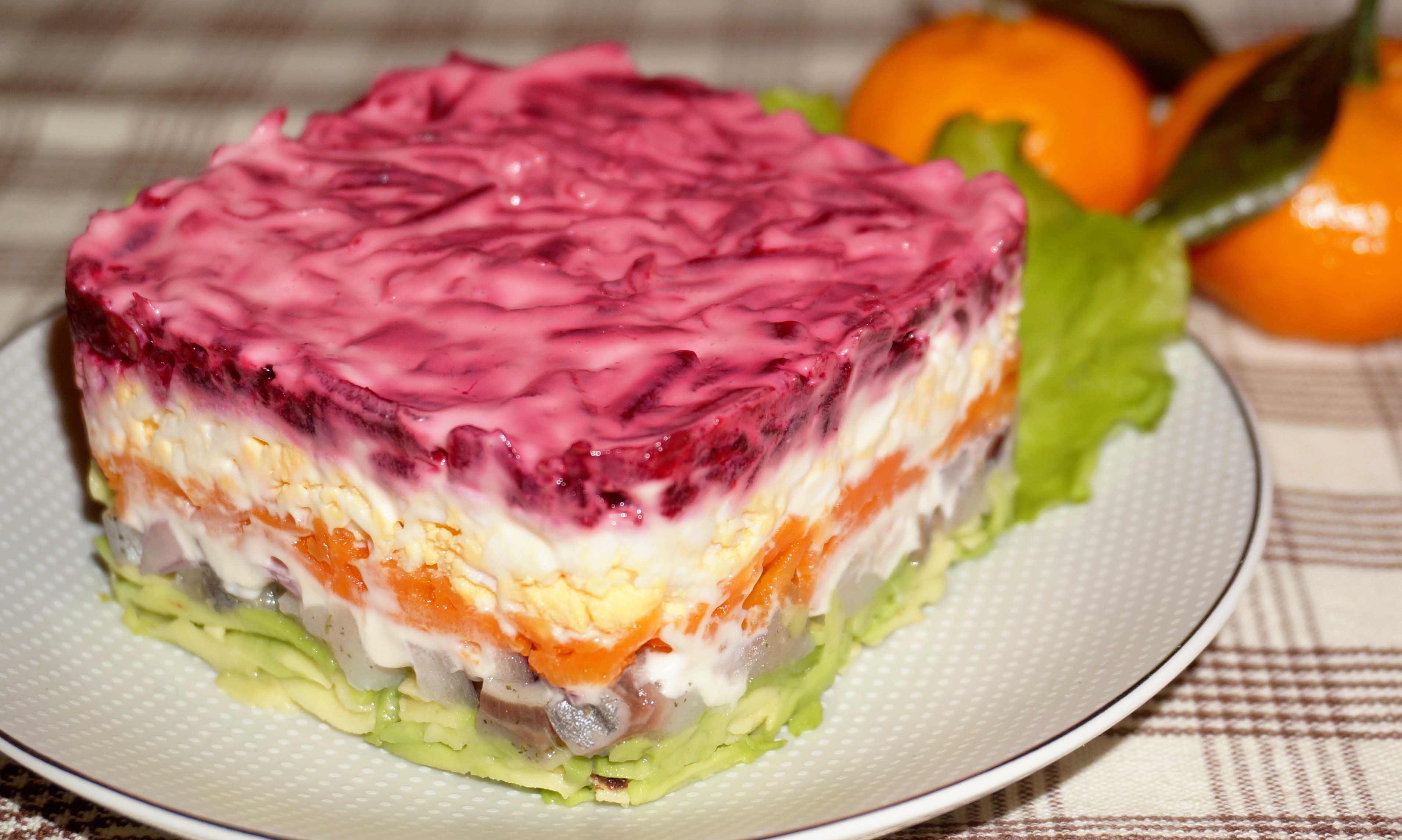 Готовим салат слоеный царская шуба с семгой и икрой: поиск по ингредиентам, советы, отзывы, пошаговые фото, подсчет калорий, удобная печать, изменение порций, похожие рецепты