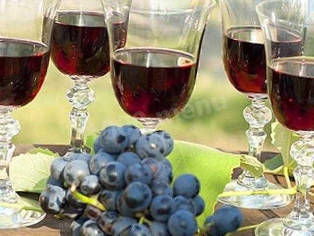 Топ-10 рецептов - домашнее вино из винограда - krrot.net