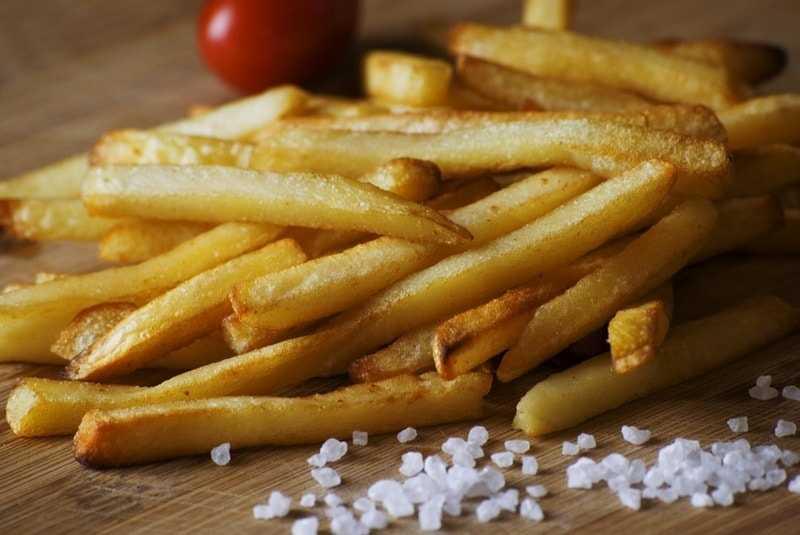 Жареная картошка с луком на сковороде с корочкой, рецепт с фото пошагово в домашних условиях