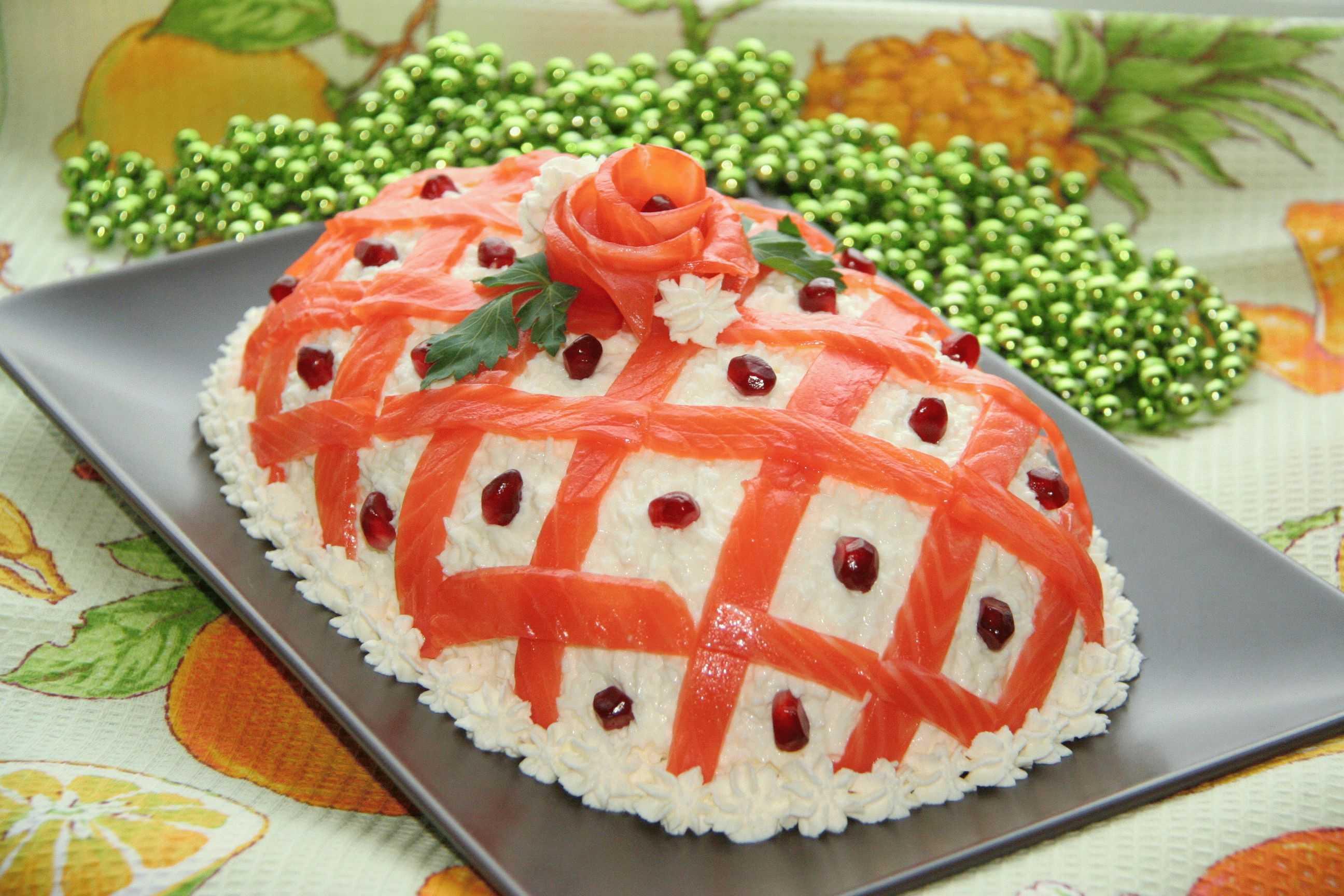 Салаты: рецепты с фото простые и вкусные и недорогие на день рождения