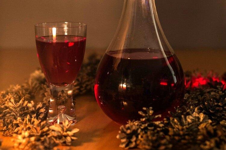 Рецепты приготовления вина из брусники в домашних условиях с фото