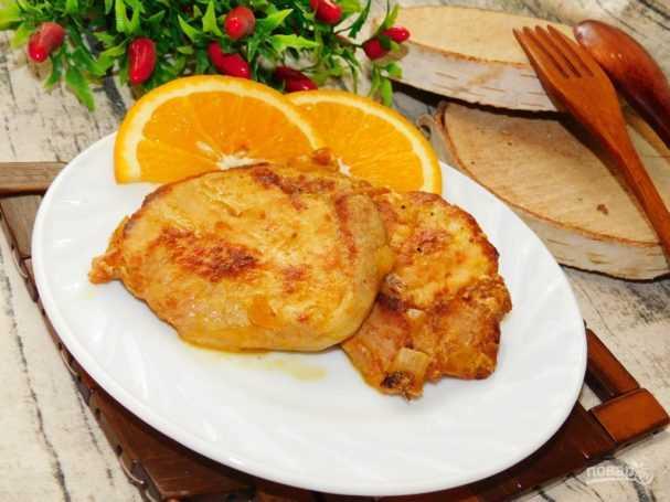 Свинина с апельсинами: в духовке, пошаговые рецепты с фото, в мультиварке
