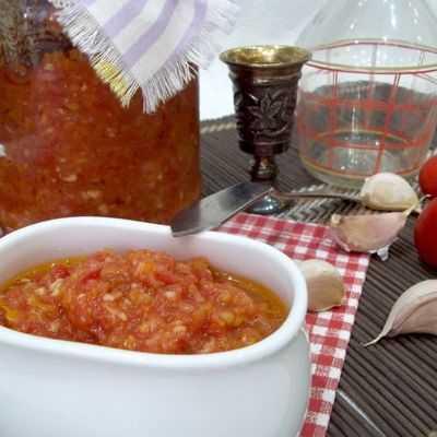 Закуска из острого перца на зиму - лучшая натуральная приправа: рецепт с фото и видео