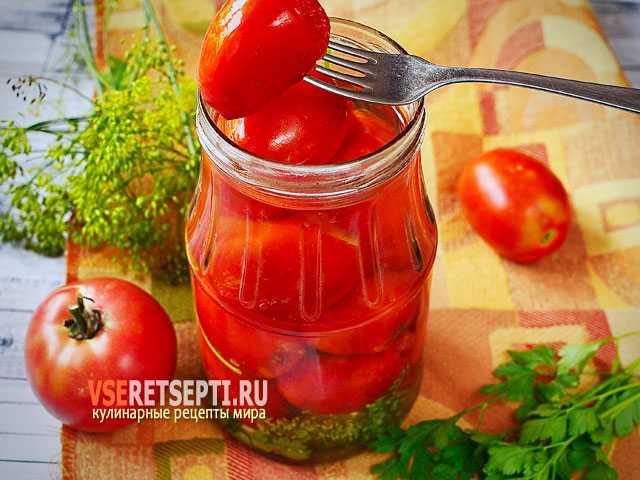 Соленые зеленые помидоры на зиму - 9 пошаговых фото в рецепте