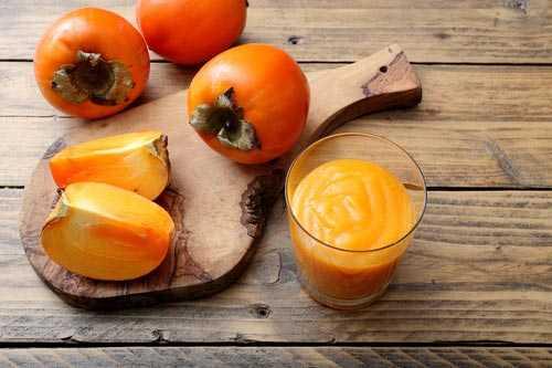 Как заморозить хурму на зиму и разморозить ее Польза для организма срок хранения выбор подходящих фруктов Что можно сделать с размороженной хурмой