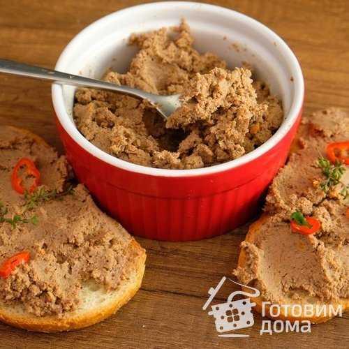 Паштет из куриной печени. 9 рецептов как вкусно приготовить в домашних условиях