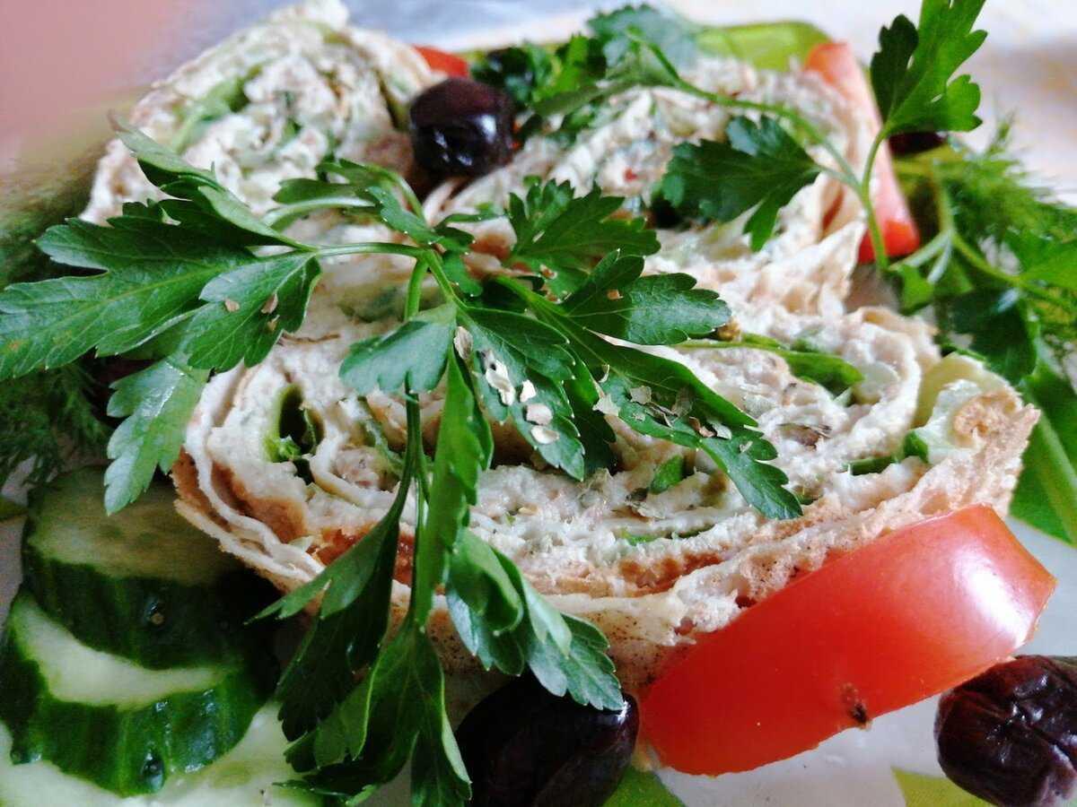 Салат фаворит - бабушкины рецепты