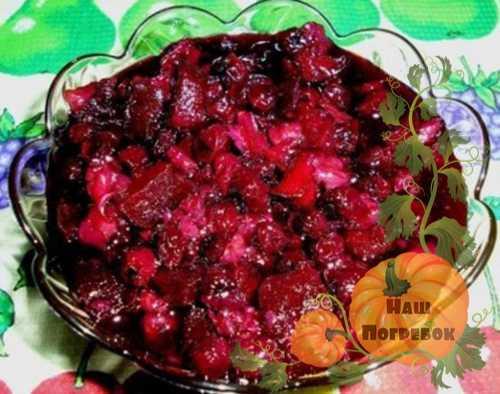 Варенье из черноплодной рябины: лучшие рецепты + видео