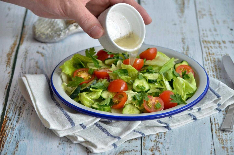 Заправка для салата с рукколой проверенные вкусные рецепты с фото фоторецепт.ru
