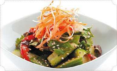 Салат по-корейски с мясом и огурцами: необходимые ингредиенты и способ приготовления. Лучшие рецепты азиатских закусок с огурцами, овощами и разными видами мяса.