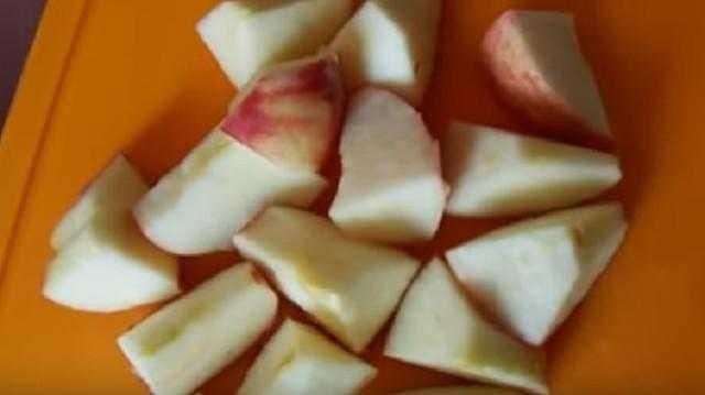 Домашнее вино из яблок: рецепт приготовления с перчаткой.