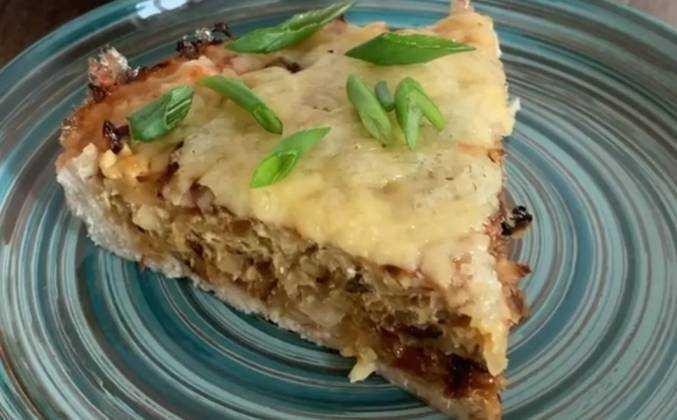 Пирог с курицей и грибами. 8 простых рецептов сытных пирогов для всей семьи
