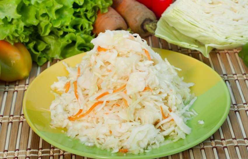 Засолка капусты на зиму: рецепты (очень вкусно!)