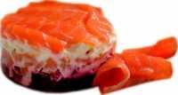 Салат с авокадо и красной рыбой — 10+ рецептов с фото и лучшие соусы из простых продуктов