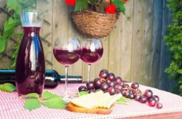 Виноградное вино: рецепты в домашних условиях