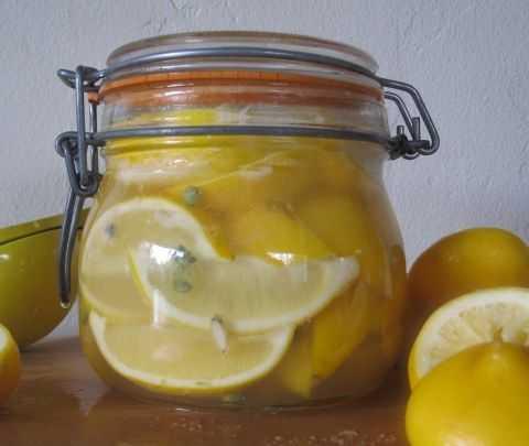 Рецепты заготовок лимона с сахаром на зиму