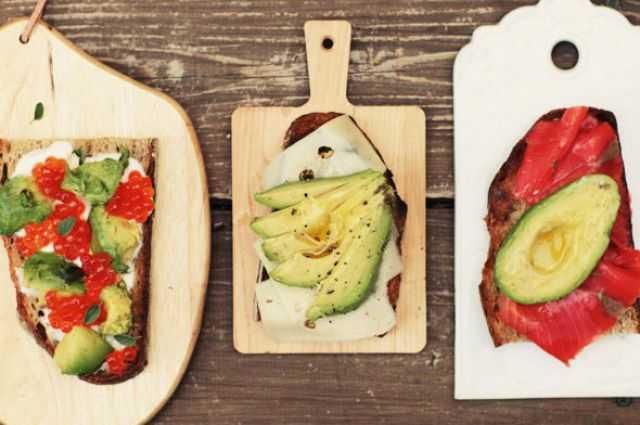 Бутерброды с авокадо - 17 рецептов приготовления пошагово - 1000.menu