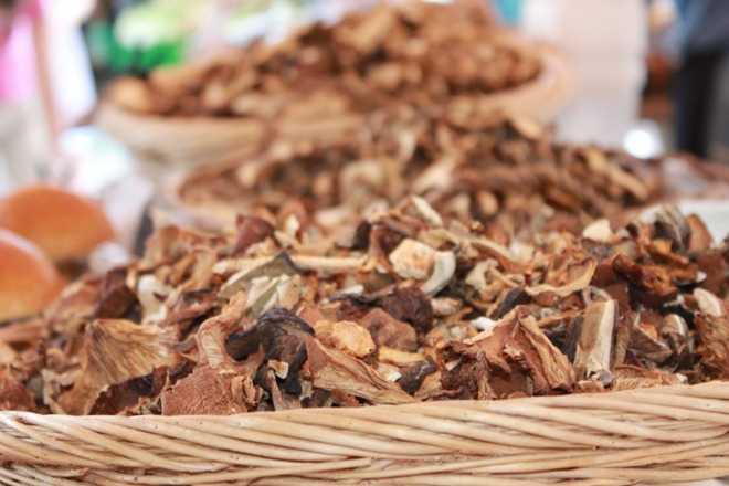 Правила хранения маринованных грибов под крышкой и в открытом виде