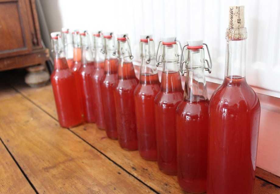 Рецепт приготовления домашнего вина из варенья