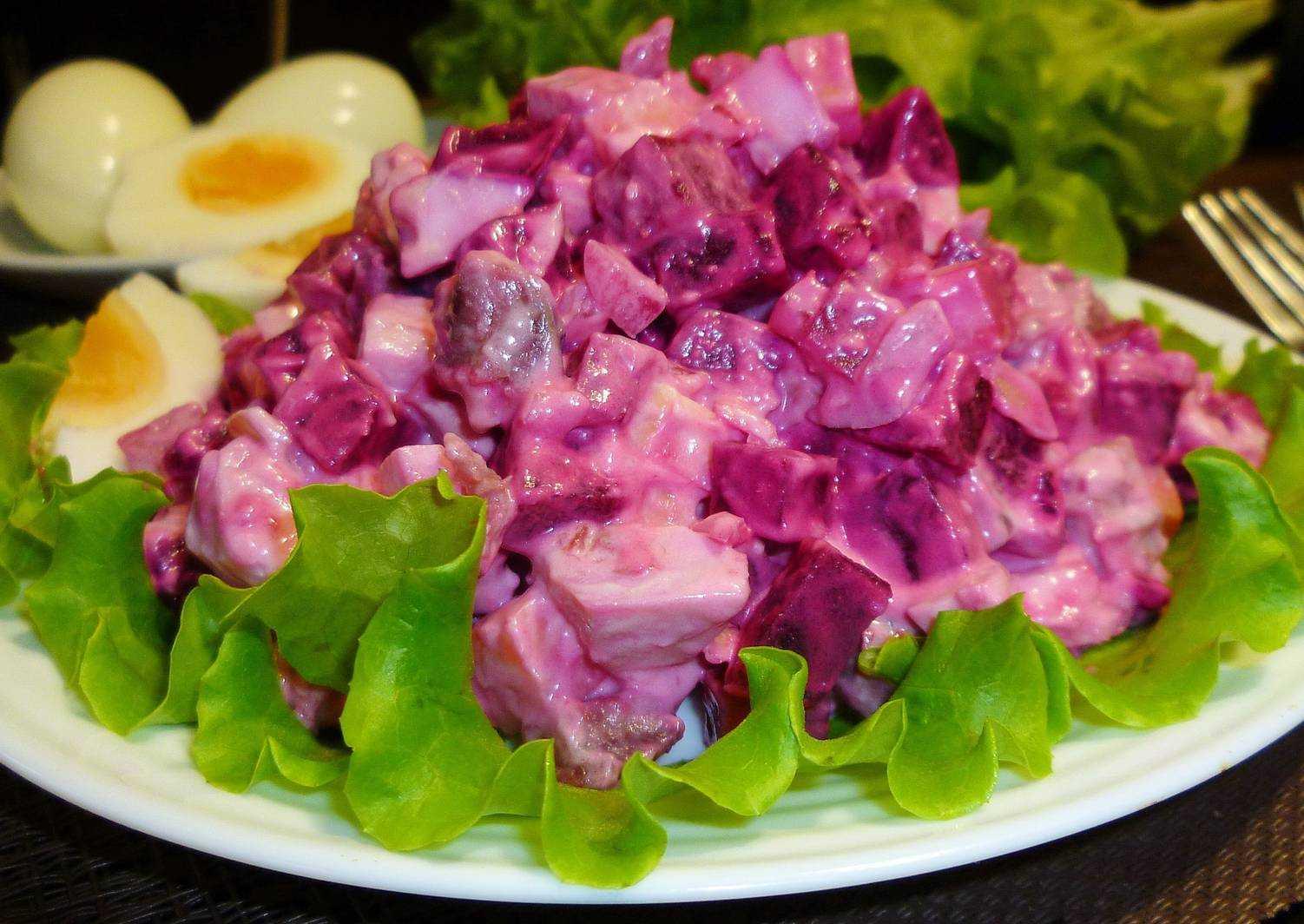 Как приготовить салат дракон из селедки: поиск по ингредиентам, советы, отзывы, пошаговые фото, подсчет калорий, изменение порций, похожие рецепты