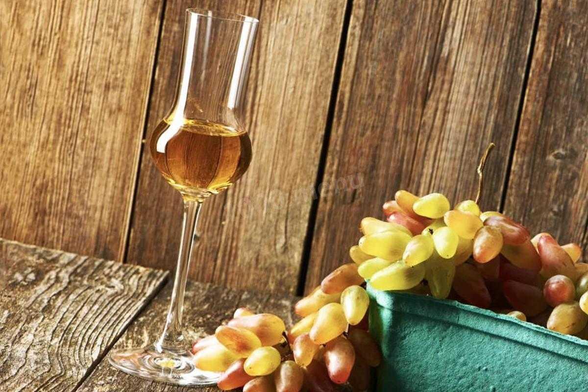 Чача из винограда (виноградного жмыха) в домашних условиях рецепт приготовления