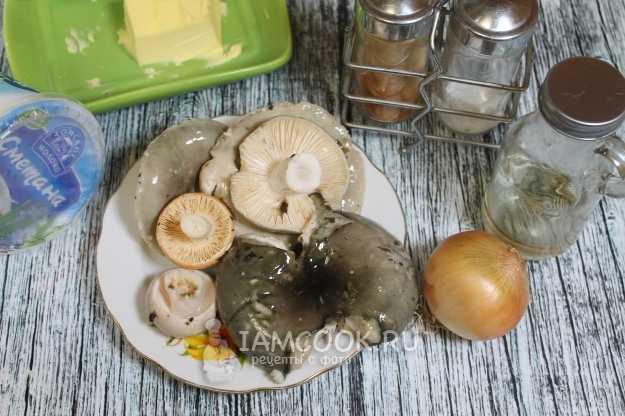 Рецепты с сыроежками, 32 рецепта, фото-рецепты / готовим.ру