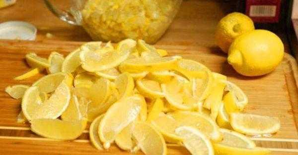 Рецепт лимонов, протертых с сахаром - 10 пошаговых фото в рецепте
