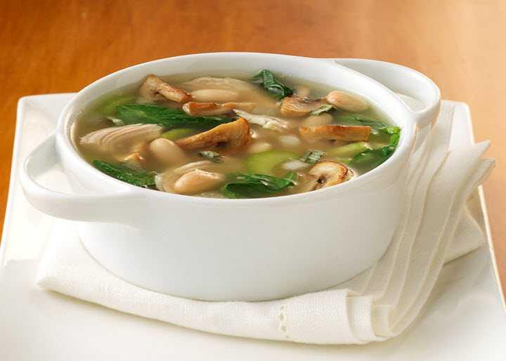 Сварить грибной суп из подберезовиков. выбираем рецепт грибного супа из подберезовиков