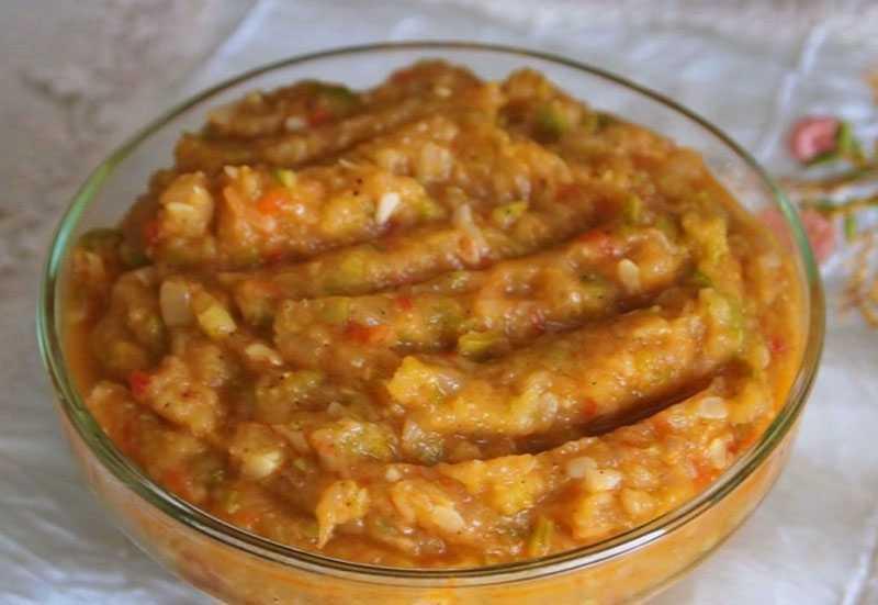Баклажановая икра из баклажанов пальчики оближешь на зиму 7 рецептов - 1000.menu