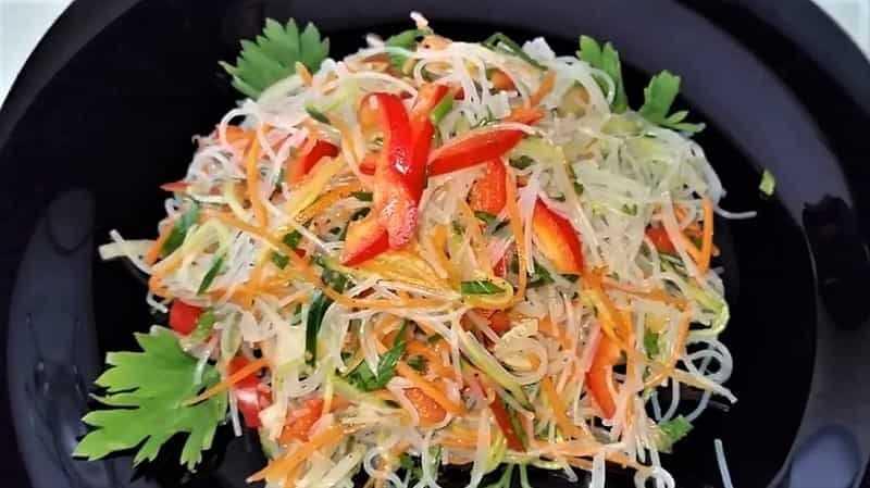Как приготовить острый салат из рыбы по-корейски: поиск по ингредиентам, советы, отзывы, пошаговые фото, подсчет калорий, изменение порций, похожие рецепты