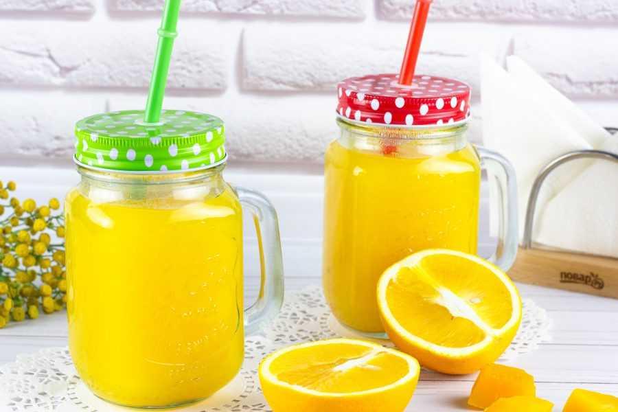 Напитки из тыквы на зиму в домашних условиях: 5 лучших рецептов компота