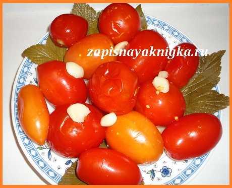 Квашеные помидоры - как правильно приготовить зеленые, красные и фаршированные холодным или горячим способом