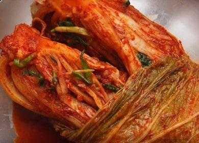 Салат из пекинской капусты по-корейски быстрого приготовления   народные знания от кравченко анатолия