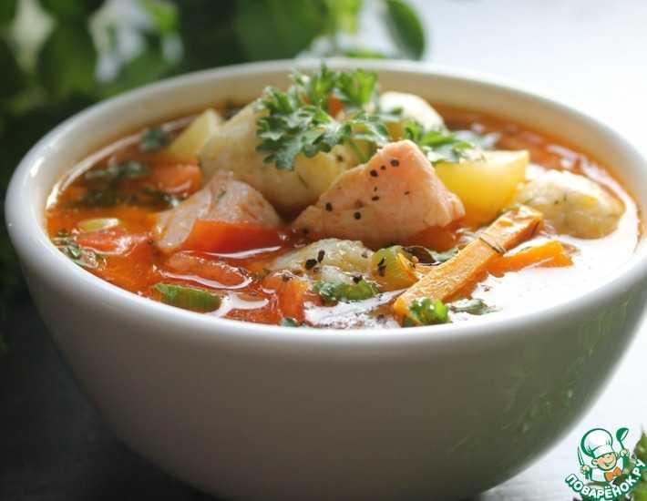 Суп из крапивы: пошаговый рецепт с фото