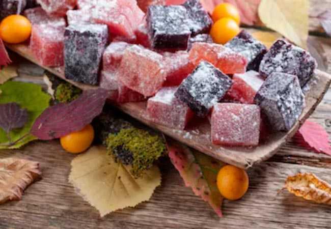 Как приготовить цукаты из ревеня в домашних условиях