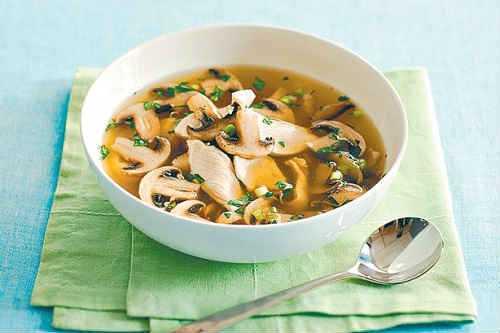 Сушеные грибы - полезны ли они , как замачить и сварить суп