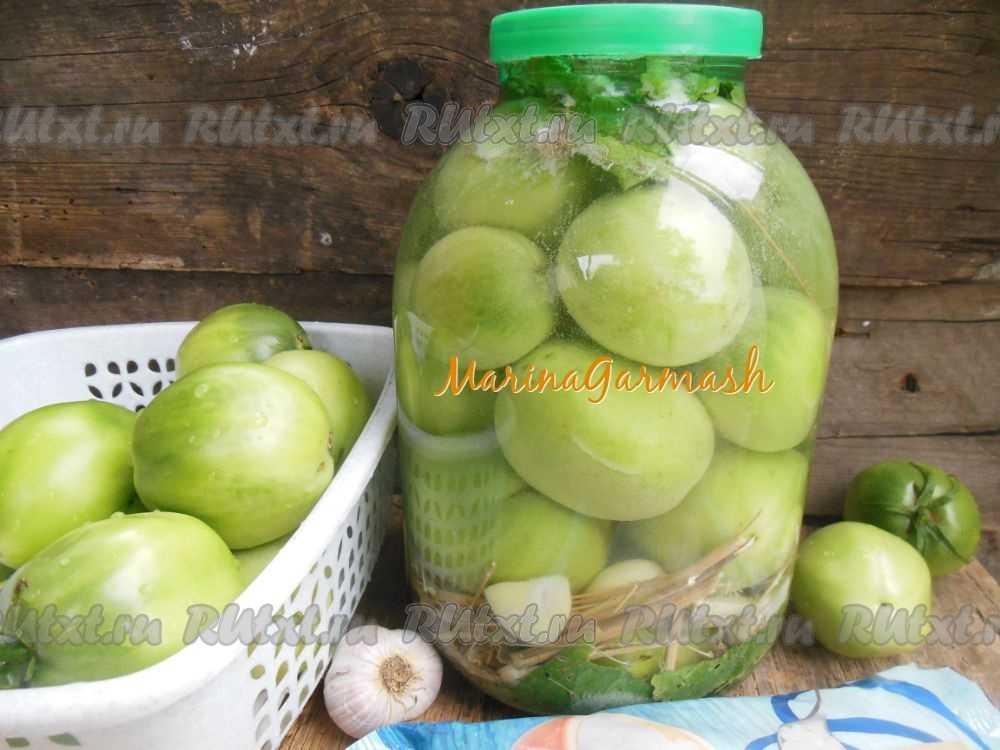 Квашеные зеленые помидоры. лучшие рецепты заготовки квашеных зеленых помидоров на зиму. квашеные зеленые помидоры на зиму в банках